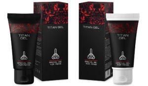 Titan gel kaina